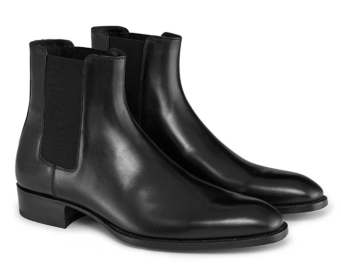 Handmade Leather Chelsea Boots